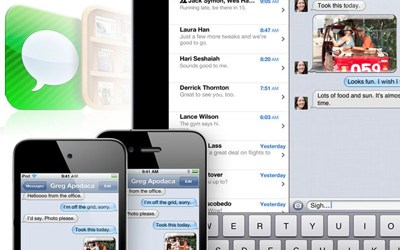 Be Careful Using iMessage On Company Networks and Public WiFi