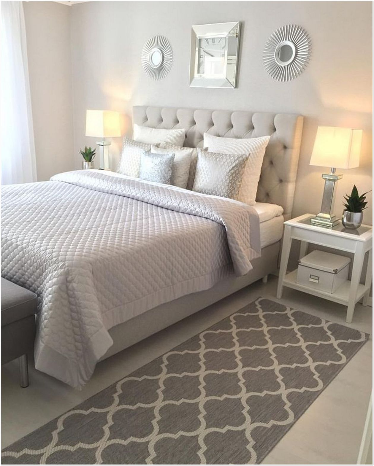 Home Design Ideas Classy: 85+ Classy & Elegant Traditional Bedroom Designs That Will