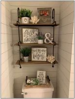 66 Small Bathroom Storage Ideas And Wall Storage Solutions 10