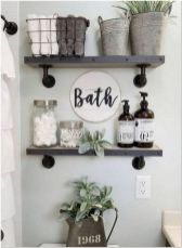 66 Small Bathroom Storage Ideas And Wall Storage Solutions 15