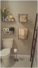 66 Small Bathroom Storage Ideas And Wall Storage Solutions 2