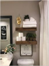 66 Small Bathroom Storage Ideas And Wall Storage Solutions 5