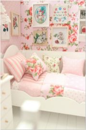 66 Lovely Pink Bedroom Design Ideas For Your Teen Girl 13