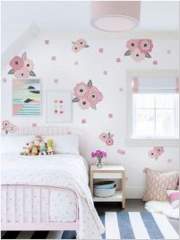 66 Lovely Pink Bedroom Design Ideas For Your Teen Girl 20