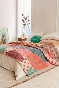 67 Our Favorite Boho Bedrooms (and How To Achieve The Look) 11