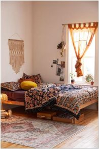67 Our Favorite Boho Bedrooms (and How To Achieve The Look) 14