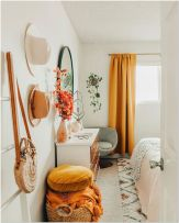 67 Our Favorite Boho Bedrooms (and How To Achieve The Look) 8