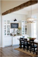 68 Modern Farmhouse Contemporary Decor Styles 8
