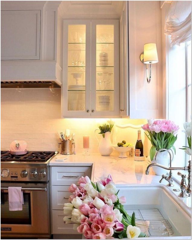 76 Easy Home Decor Ideas For Your Kitchen 9