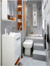 77 Tips On Using Bathtubs Sinking Tubs And Shower Tiles In Your Tiny House Bathroom Design 17