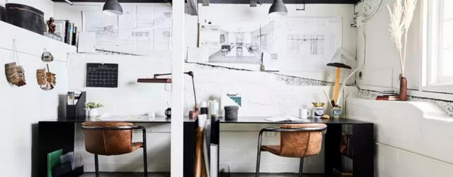 Make Your Basement Home Office Stunning And Functional