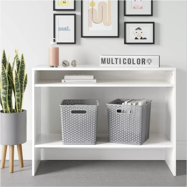 8. Room Essentials Console Table