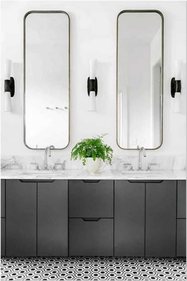 The Best Bathroom Cabinet Design And Arrangement Ideas You Want 1
