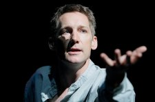 (Photo by Michael Daniel) Edgar - King Lear - Great River Shakespeare Festival
