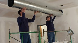 Installing Ducts