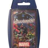 Marvel – Who's Your Hero? Top Trumps Card Game