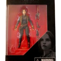 Star Wars Black Series 3.75 Inch Jyn Erso
