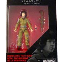 Star Wars Black Series 3.75 Inch Resistance Tech: Rose Tico