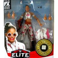 Mattel WWE Bianca Belair Elite Certified Authentic Collection Action Figure