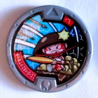 Yo-Kai Watch Pandle Series One Medal