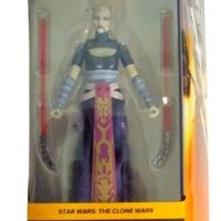 Star Wars Black Series Asajj Ventress 6-Inch #07