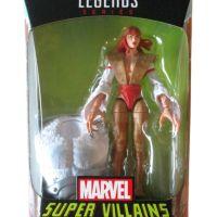 Marvel Legends Super Villains Lady Deathstrike 6-Inch Scale Action Figure (Xemnu BAF)