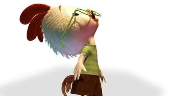 Chicken Little courtesy Disney Corp