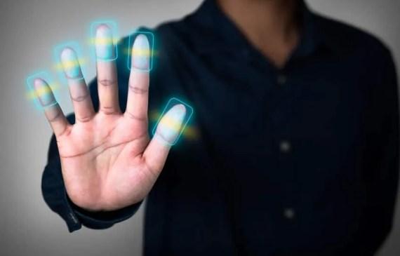 back hand scan