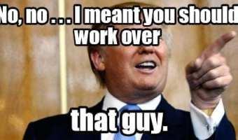 Trump Change