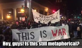 Justification and the Violent Left