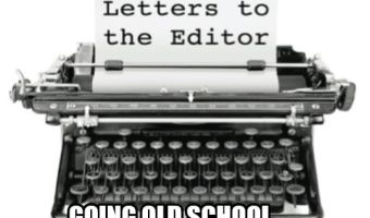 Farewell, Comments, Hello Letters