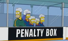 The Facebook Penalty Box