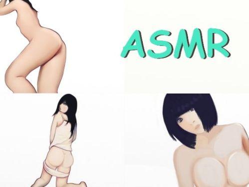 【ASMR】指でくちゅくちゅして吐息が漏れるぐちょ濡れ少女のオナニー