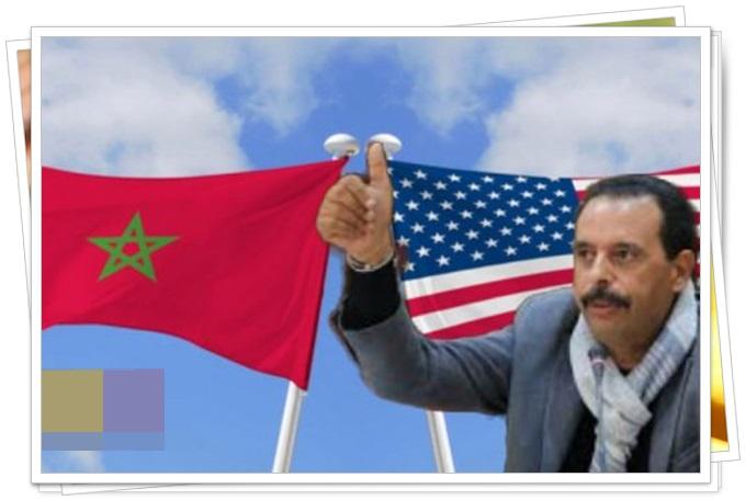 لأستاذ محمد بنطلحة الدكالي:الاعتراف الأمريكي بمغربية الصحراء نهاية للمرتزقة البوليساريو