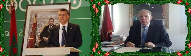 """رابطة قضاة المغرب تهنىء السيد""""عبد اللطيف وهبي"""" بمناسبة تعيينه وزيرا للعدل من طرف صاحب الجلالة"""