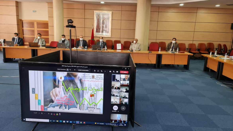 ندوة تفاوضية جهوية بأكاديمية جهة الدار البيضاء سطات حول برنامج العمل الجهوي 2022-2024 ومشروع برنامج العمل والميزانية برسم 2022