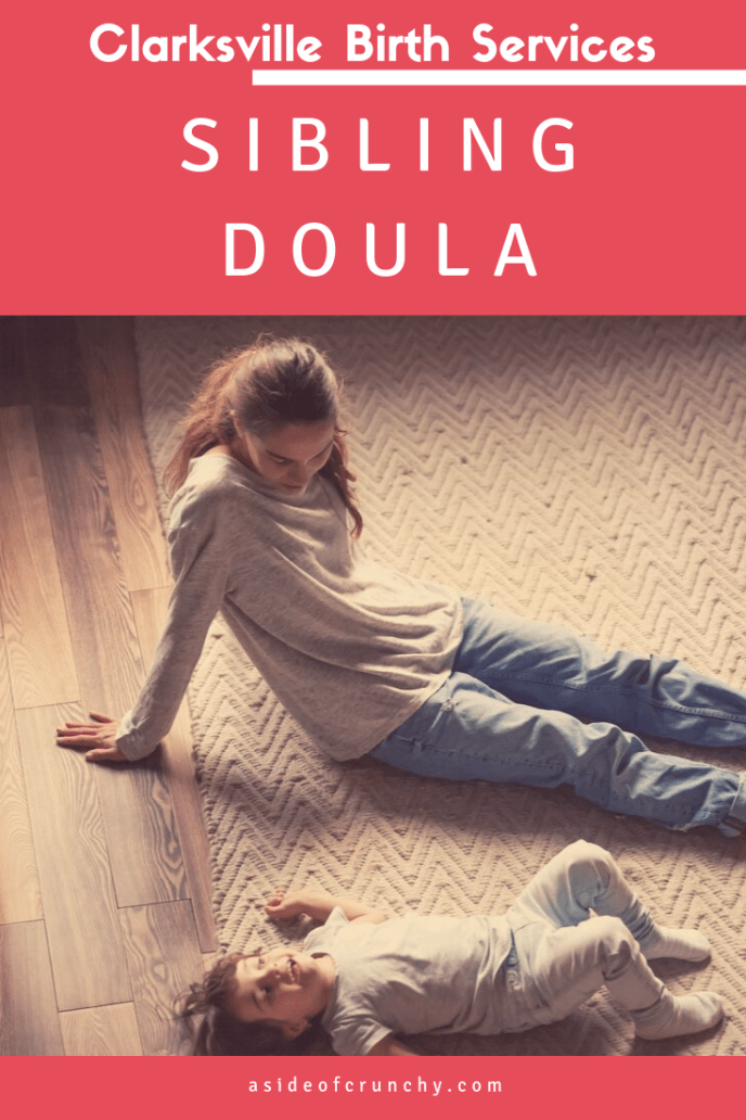Sibling Doula Services. Care for your child while you are in labor and giving birth. childcare. doula for kids. babysitting.