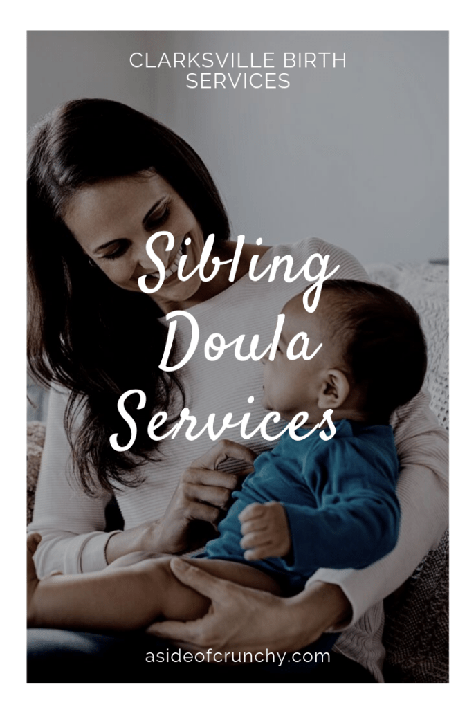 sibling doula services. #clarksvilletn #birthservices #siblingcare