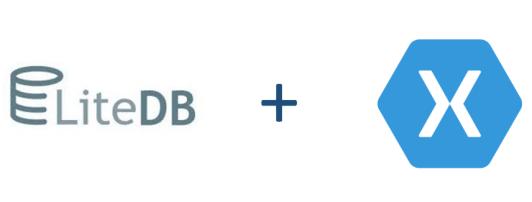 LiteDB On Xamarin Forms