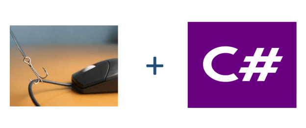 global mouse hooks in console apps with C#