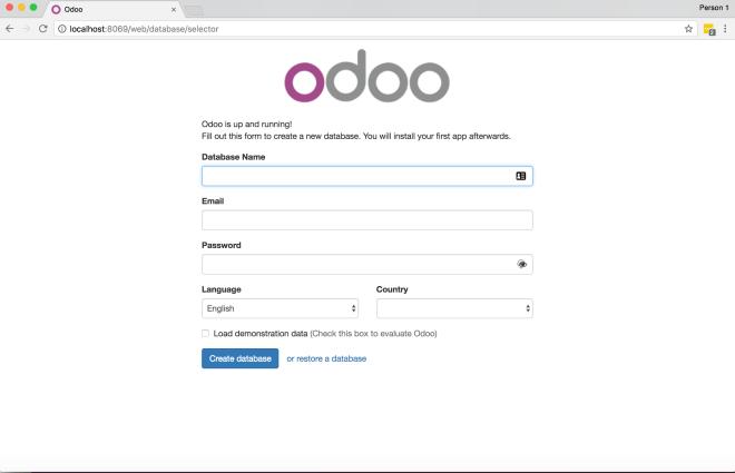 How to Install Odoo on Mac OS using Homebrew | Douno net