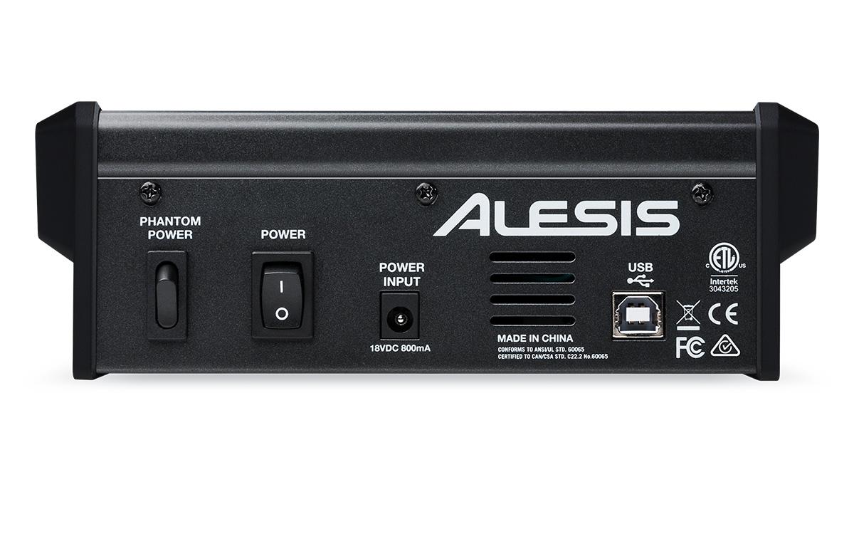 ALESIS MULTIMIX 4 USB FX 3