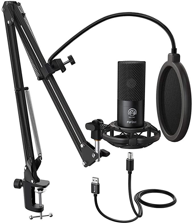 Microfone FiFine T669 USB (3)