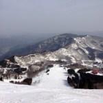 ハチ北スキー場アクセス