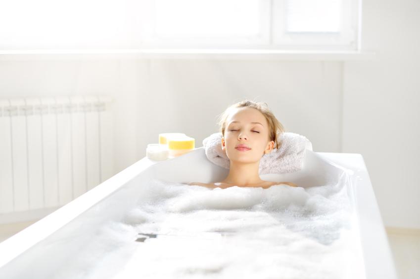 リラックス入浴