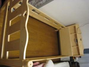 二段ベッド組み立て方