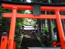君の名は聖地 飛騨山王宮日枝神社