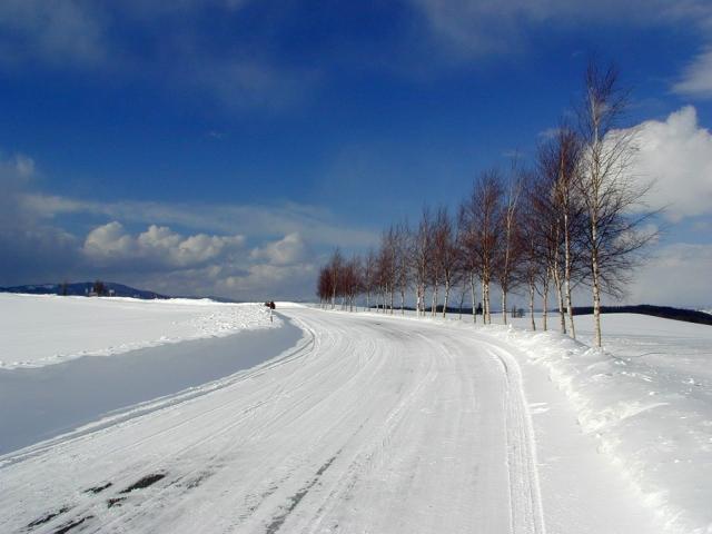雪道の運転の仕方