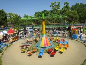 姫路動物園 遊園地 感想