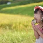 子供に食べ物の大切さを教えるには